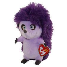 "TY Beanie Baby 6"" UNA Hedgehog (Ferdinand) Plush Stuffed Animal w/ Ty Heart Tags"