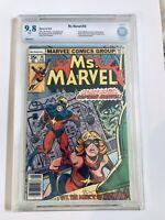 Ms. Marvel #19 CBCS 9.8 WHITE 1978 Origin Retold MOVIE CAPTAIN MARVEL ENDGAME