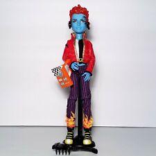 Monster High First Wave Holt Hyde Doll w/ Stand Brush Mattel