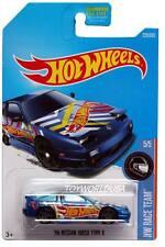 2017 Hot Wheels #225 HW Race Team '96 Nissan 180SX Type X