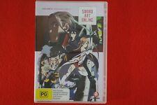 Sword Art Online Volume 2 Aincrad Part 2 - DVD - Free Postage !!