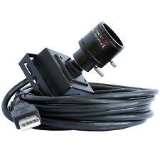 ELP 30fps Full HD Mini CMOS 1080P USB Camera With 2.8-12mm Varifocal Lens 2.0MP