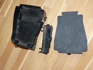 BMW K 100 RS RT LT Werkzeugfach Halter f. Steuergerät Deckel Träger Verkleidung