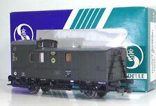 SACHSEN MODELLE 16004.1 DRG Bahnpostwagen Pwg 128 863 Dresden Ep II