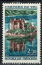 1966 - Timbre france neuf **/-Chateau de Val -Cantal - Stamp - Yt. N°1506