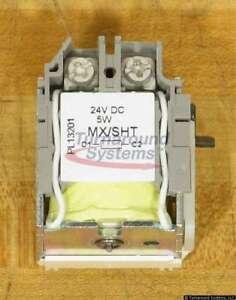 Square D S29390 Shunt Trip, 24 VDC, for H & J Frame Breakers, NEW