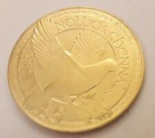 Exclusiva Moneda christmas £ 5 libras Isle of Man 2017 , 5 pounds