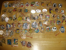 Mickey Mouse Disney Pins/Buttons/Patches (1968-Now)