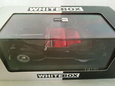 Lincoln Continental 1939 Noire 1/43 WhiteBox. WB117.