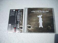 JAMIROQUAI  - THE RETURN OF THE SPACE COWBOY + BONUS TRACK - JAPAN CD opened