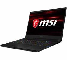 GradeB - MSI Stealth GS66 15.6in Gaming Laptop - Intel Core i7-10750H 16GB RAM 5