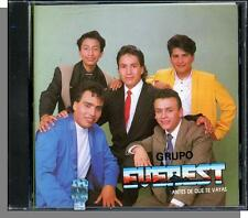 Grupo Everest - Antes De Que Te Vayas - New 1993, 12 Song, Spanish CD!