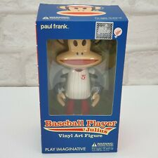 Collectable OFFICIAL Paul Frank Figure Soccer Player Julius BNIB