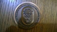 Olympic medal LOS ANGELES - SARAJEVO - Souvenir Sarajevo 1984 - RARE !!!