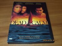 Dead Calm (DVD, Widescreen/Full Frame 1999)