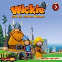 WICKIE - 03: TANZ MIT DEM WOLF U.A.(CGI)  CD NEU