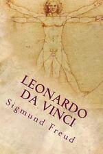 Leonardo Da Vinci : By Professor Dr. Sigmund Freud, LL. D. by Sigmund Freud...