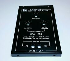 GENUINE ORIGINAL - Pioneer HPM-200 Speaker Cabinet Crossover L-Pad PLATE Cover