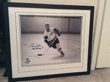 GORDIE HOWE Mr. Hockey signed framed 16x20 photo TriStar Authentic