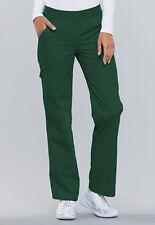 Hunter Cherokee Scrubs Flexibles Mid Rise Knit Waist Pull On Pants 2085 Hntb