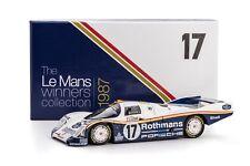 Slot.it Porsche 962c #17 1° Le Mans 1987 Sicw20 Limited for Slot 1 3
