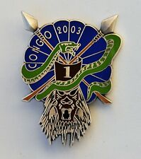 1° R.H.P. Régiment de Hussards Parachutistes,1° escadron,congo, Arthus matriculé