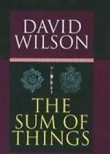New, The Sum of Things, Wilson, David, Book