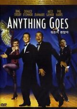 Anything Goes (1956) Bing Crosby DVD *NEW