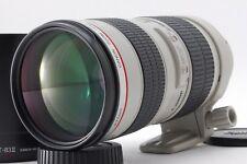 【AB Exc+】 Canon EF 70-200mm f/2.8 L USM Lens for EOS w/Hood From JAPAN R3222