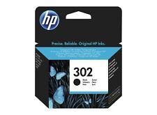 Cartuccia originale inchiostro nero HP 302 1 Pezzo Nero