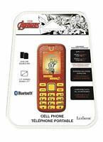 Marvel Avengers Iron Man Cell Phone dual sim Phones for BOYS BLUETOOTH GPRS SMS