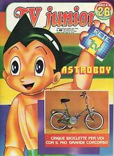 rivista TV JUNIOR ANNO 1982 NUMERO 26