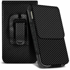 Carbon Fibre Unbranded Cases and Covers for ZTE Max