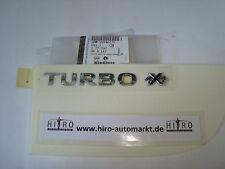 Schriftzug hinten Opel Mokka Turbo 4x4 177292  95946270  NEU !!!