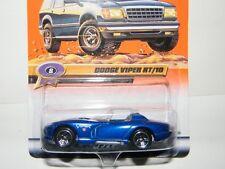 1:64 Matchbox 1998 Mattel Dodge Viper RT/10 #37 Die Cast Cars