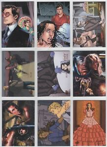 2015 Upper Deck Firefly the Verse Leather /99 Parallel You Pick Finish Your Set