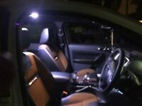 Super Bright White LED Interior Light Kit for Ford PX Ranger MK1 MK2 MK3