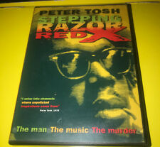Stepping Razor Red X, The Peter Tosh Story DVD 2002 The Man The Music The Murder