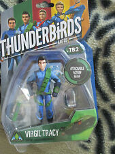 Thunderbirds   new series  2015   Virgil Tracy  3.75 inch   figure