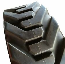 4 New Tires 14 17.5 OUTRIGGER Non Marking R4 Skid Steer Rim Guard 14 Ply Loader