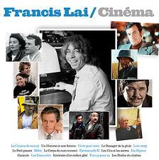 FRANCIS LAI- LE CINÉMA DE FRANCIS LAI - DIGIPAK 3 CD