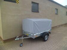 Humbaur PKW Anhänger 750kg inkl Hochplane ( NEU )