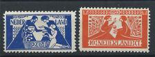 Pays - Bas N°131/32** (MNH) 1923 - Œuvres culturelles et sociales