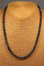 Labradorit Kette Collier 112ct.!! Schmuck Edelstein Heilstein Halskette Geschenk