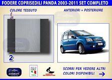 Coprisedili Fiat Panda Cross 2003>2011 fodere auto copri sedili sedile per