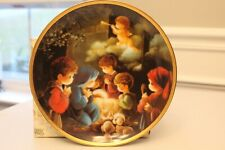 Precious Moments Nativity Collector's Plate