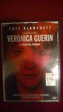 """***FILM IN DVD """"VERONICA GUERIN, iL PREZZO DEL CORAGGIO"""" Drammatico USA/Irl 2003"""