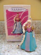Hallmark 1997 Barbie Based on Rapunzel Doll Children's Collector Series Ornament