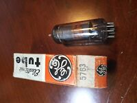 RCA 5763 Audio Electronic Vintage Radio TV Valve HAM Vacuum NOS Tubes