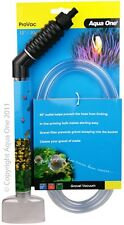 Gravel Cleaner Provac 12inch / 30cm 20132 Fish Tank Aquarium Aqua One